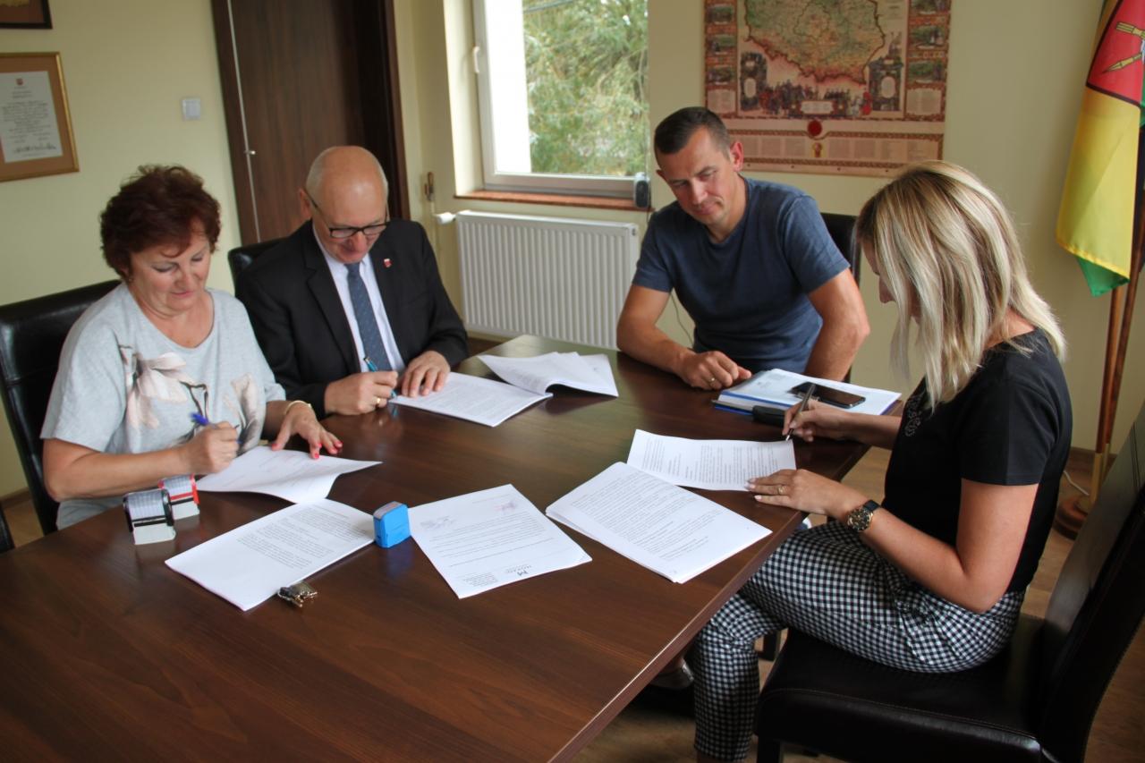 Photo of Kolejne inwestycje w Moszczenicy