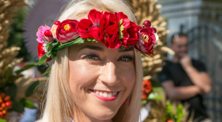 Święto plonów w gminie Czarnocin