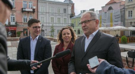 PSL zaprezentował kandydatów do Sejmiku