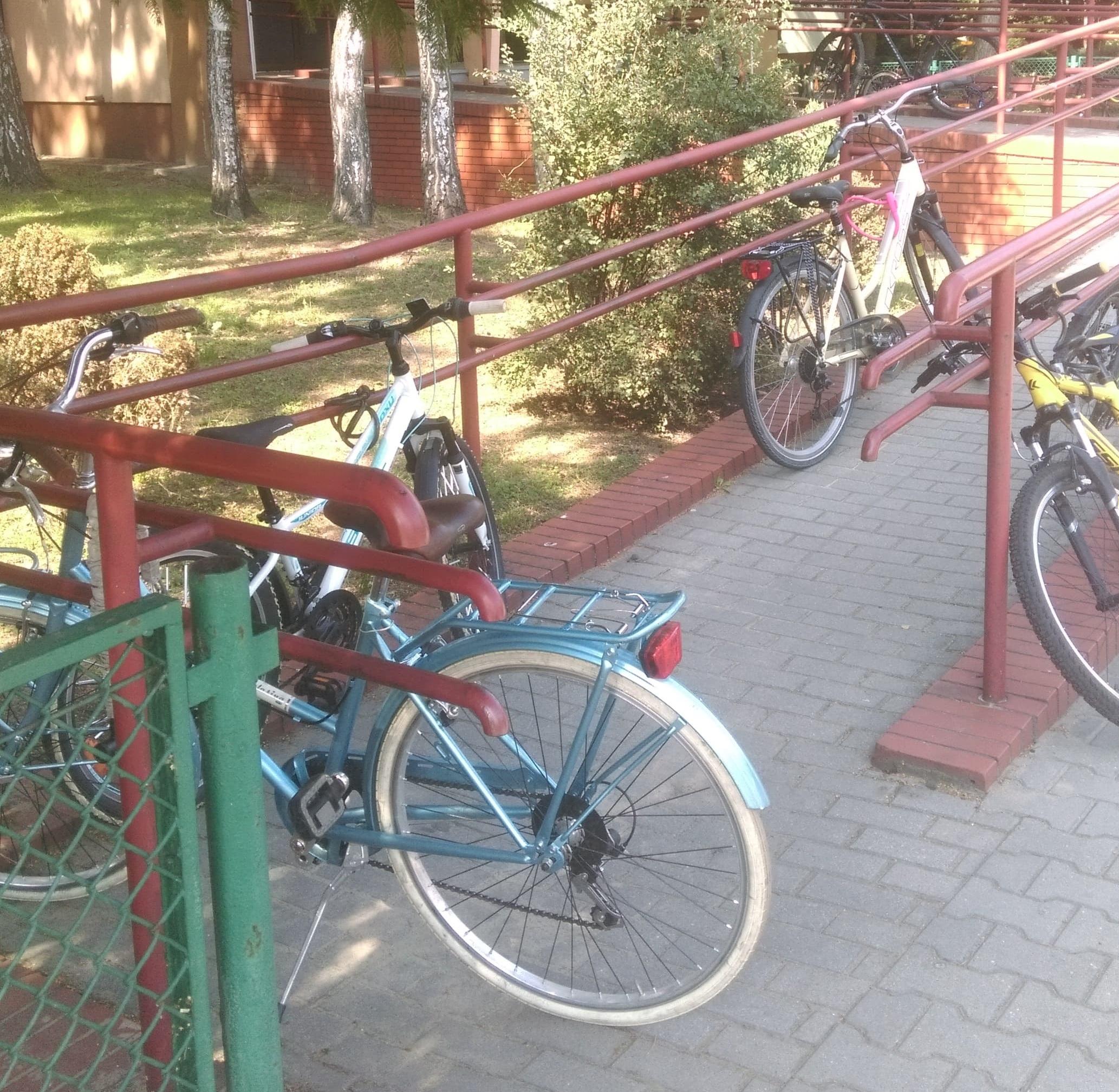Photo of Podjazd dla wózków to nie parking
