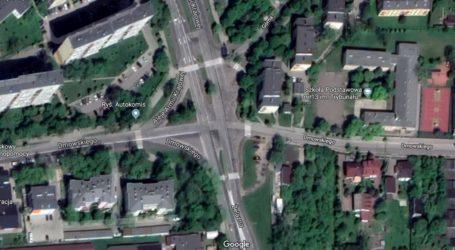 Oddala się budowa ronda przy Dmowskiego