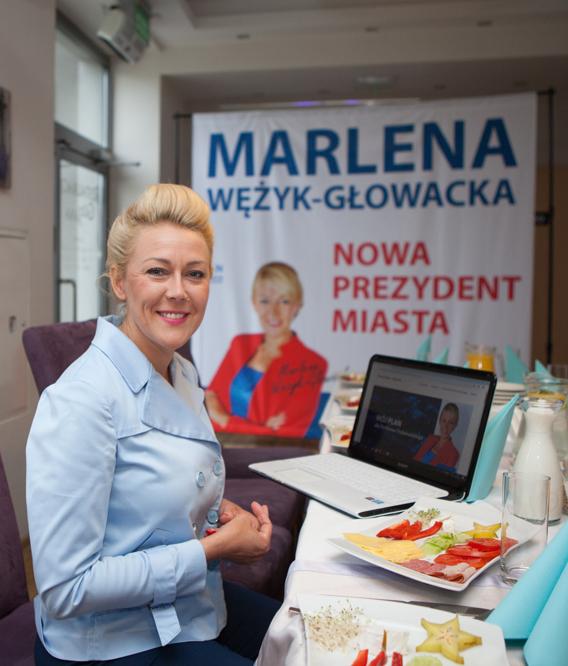 Photo of Kandydatka na prezydenta miasta zaprosiła na… śniadanie