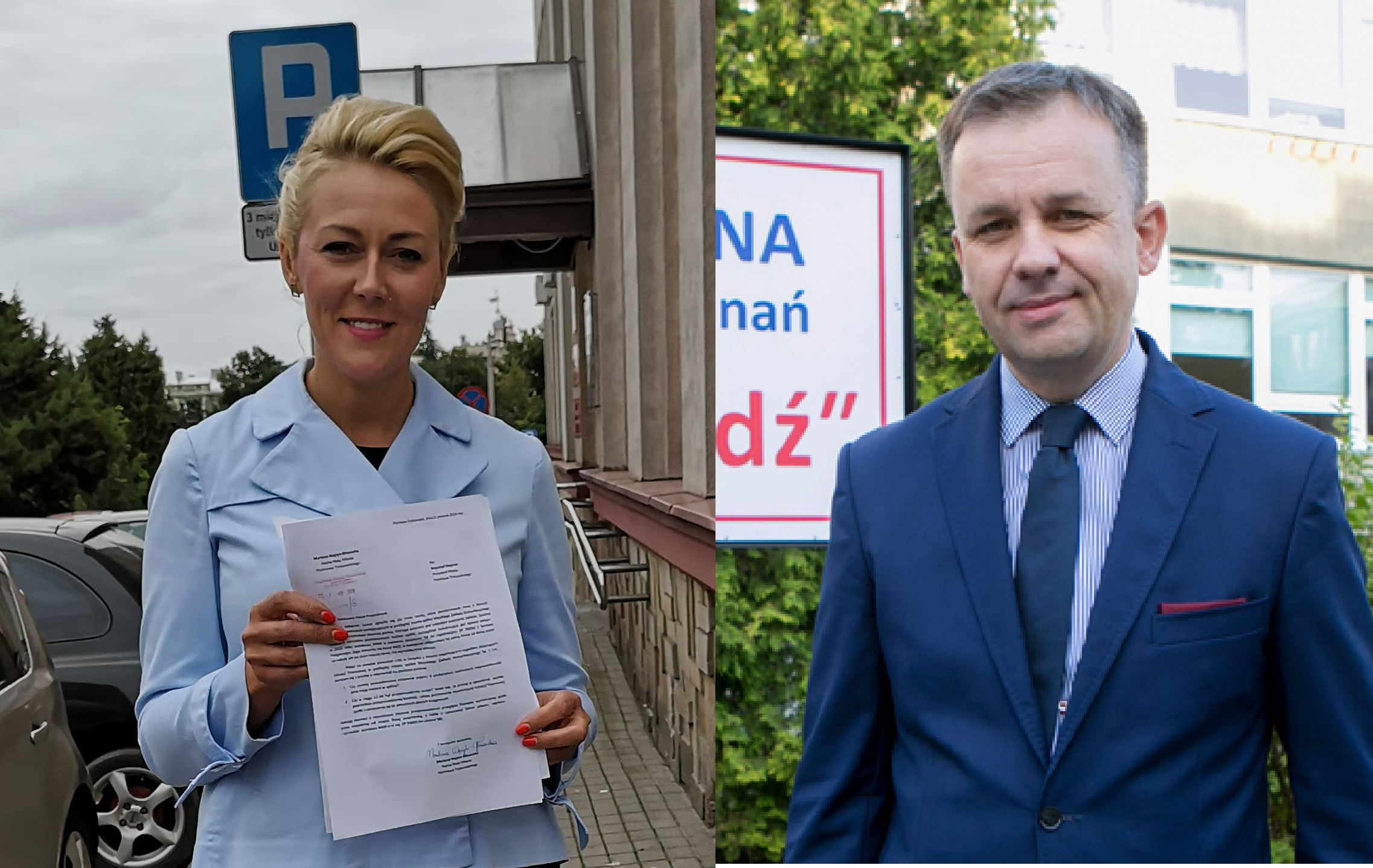 Photo of Powyborczy komentarz kandydatów