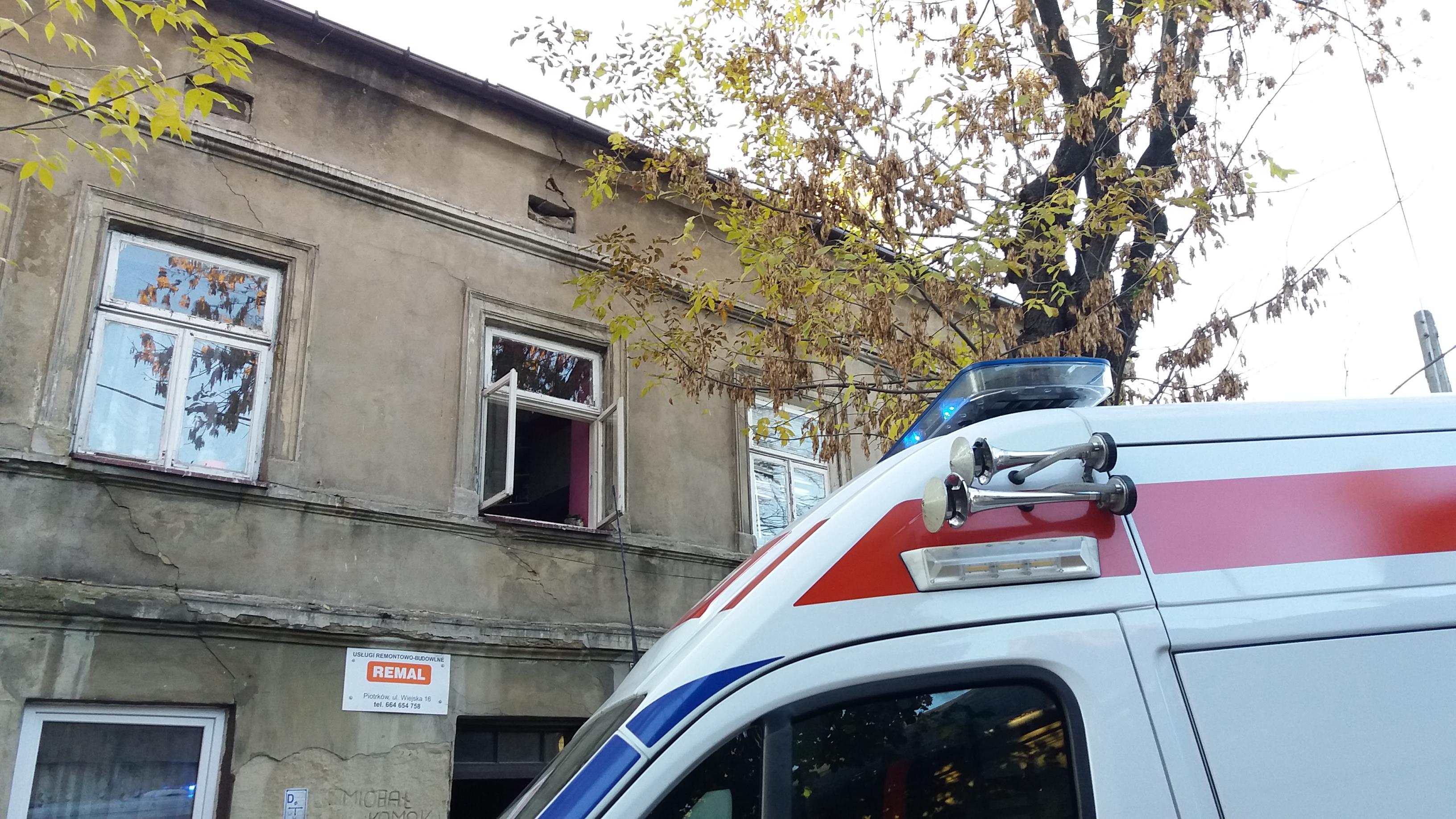 Photo of Dziecko wypadło z okna [FOTO, VIDEO]
