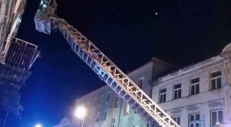 Pożar w kamienicy przy Wojska Polskiego [AKTUALIZACJA]