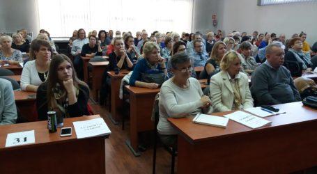 Szkolenie komisji wyborczych