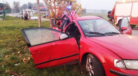 Podwójna tragedia na drodze w Srocku [FILM]