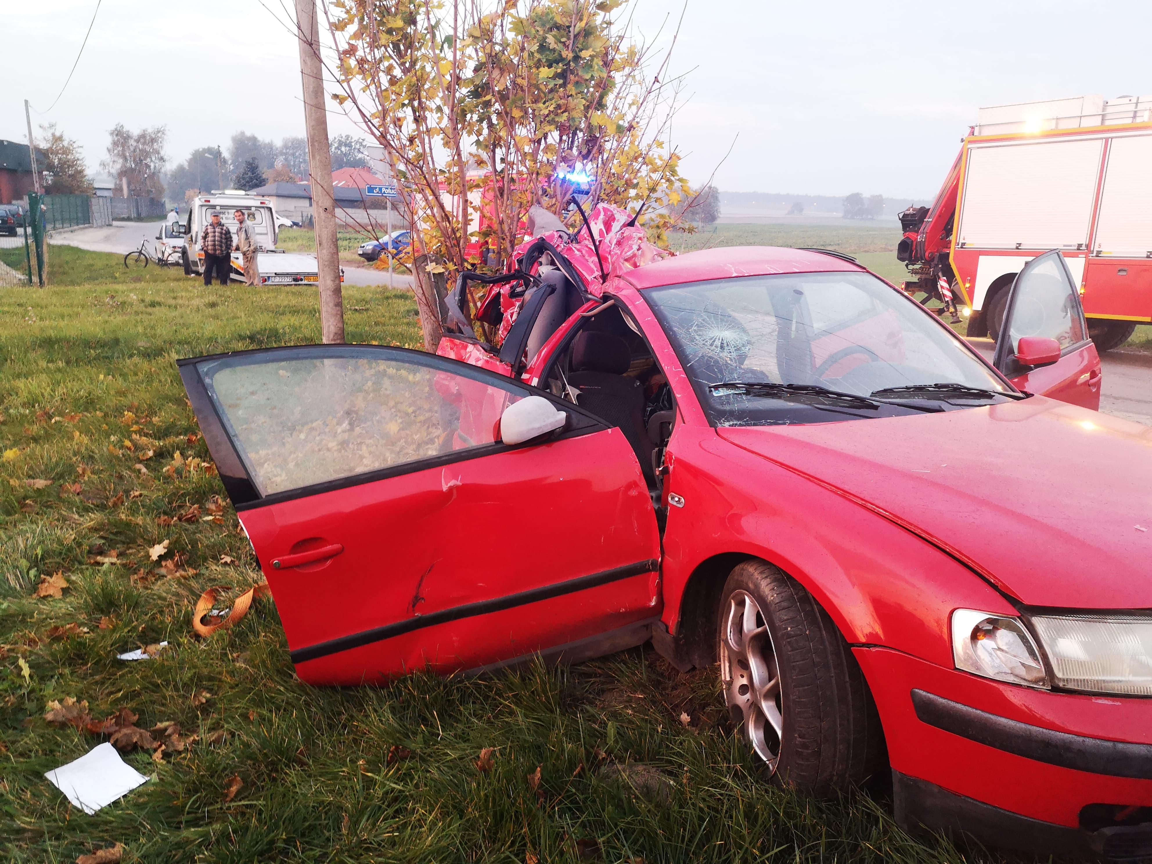 Photo of Podwójna tragedia na drodze w Srocku [FILM]