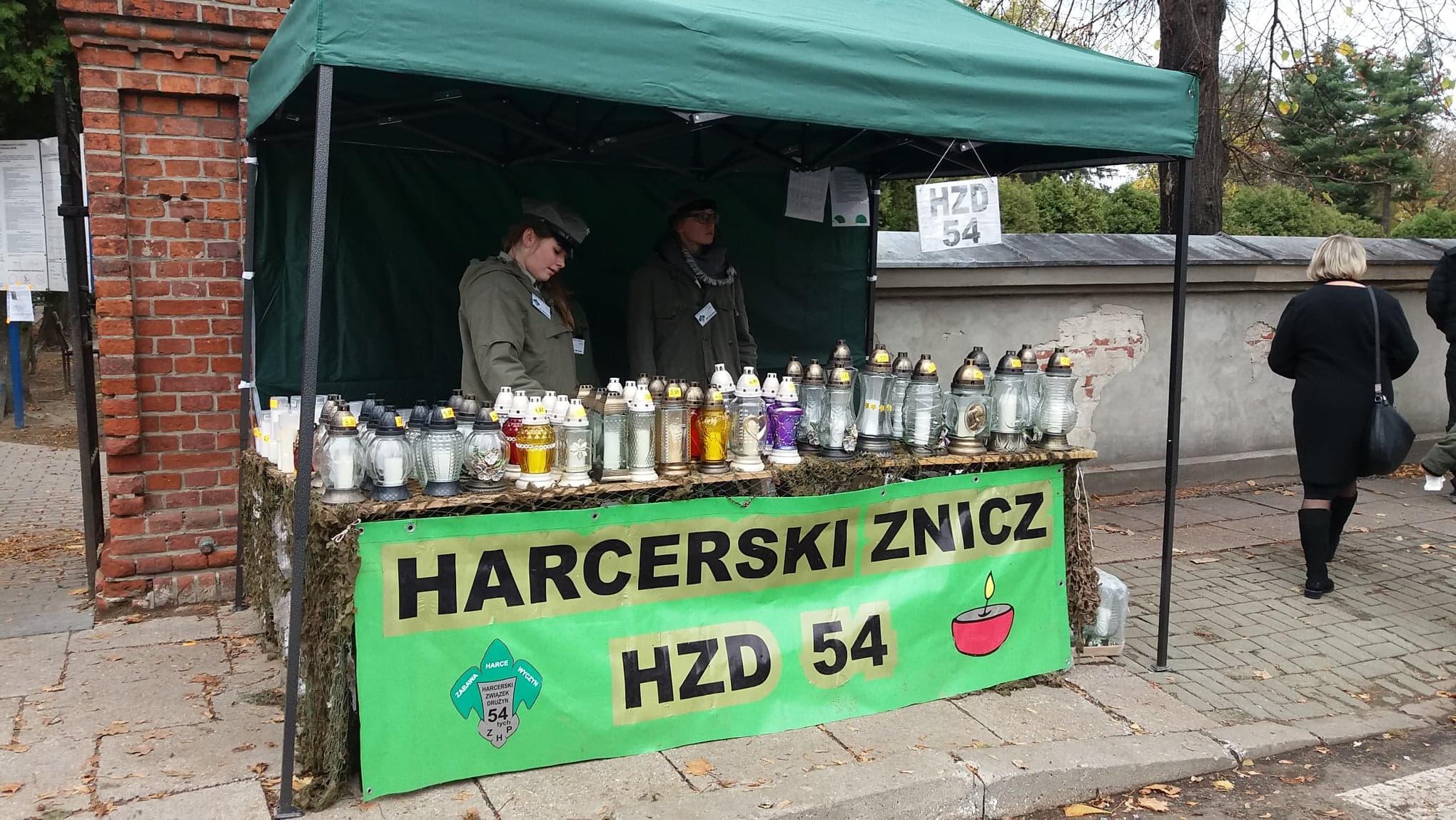 Photo of Kup znicze od harcerzy