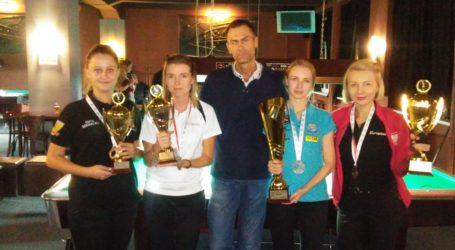 Zawodnicy z Rękoraja na podium prestiżowych turniejów bilardowych