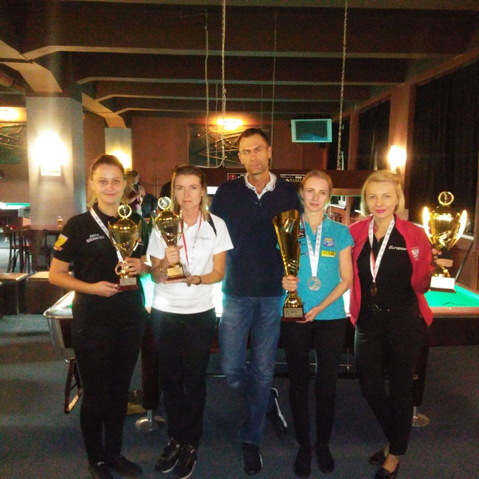 Photo of Zawodnicy z Rękoraja na podium prestiżowych turniejów bilardowych