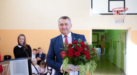 Nowe klasy w szkole podstawowej w Woli Kamockiej
