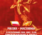 Mecz Polska-Macedonia