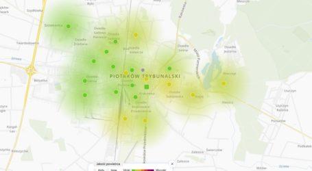 """""""Dobra jakość powietrza w Piotrkowie"""" – czy aby na pewno?"""