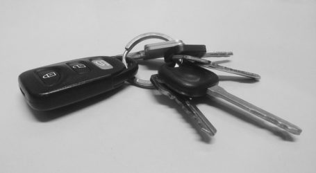 Kto zgubił kluczyki od samochodu?