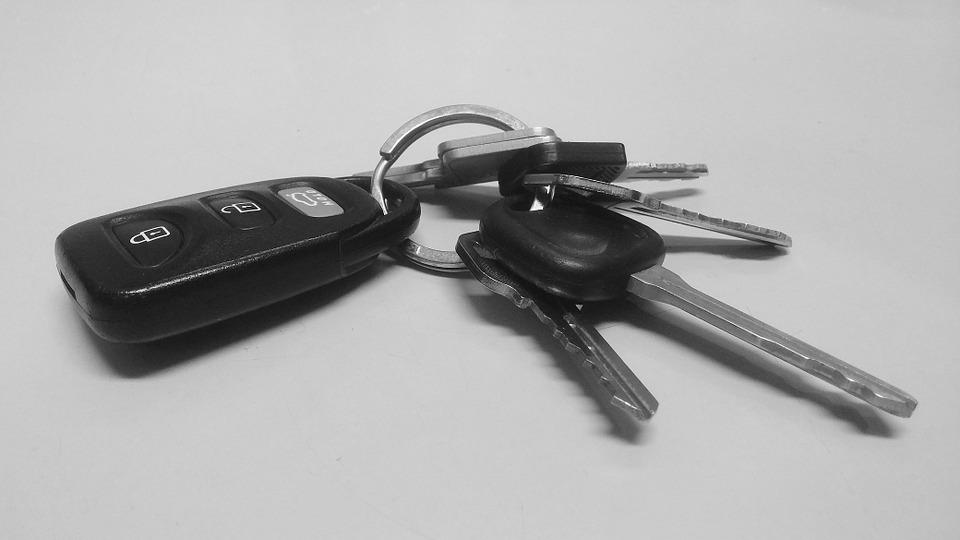 Photo of Kto zgubił kluczyki od samochodu?