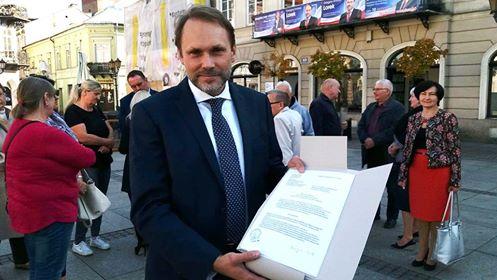 Photo of Wyborco, nie sprzedawaj głosów! G. Lorek apeluje o uczciwe wybory