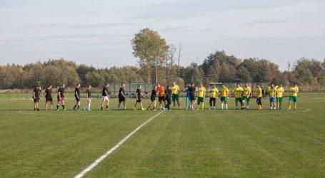 Charytatywny mecz w Moszczenicy