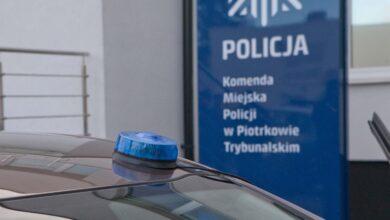 """Photo of """"Psia grypa"""" także w Piotrkowie. Kilkudziesięciu policjantów na L4"""