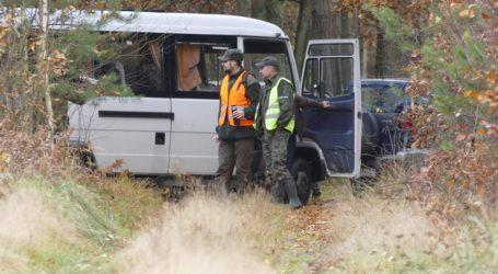 Strażnicy leśni odnaleźli zaginionego