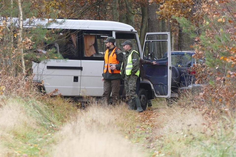 Photo of Strażnicy leśni odnaleźli zaginionego