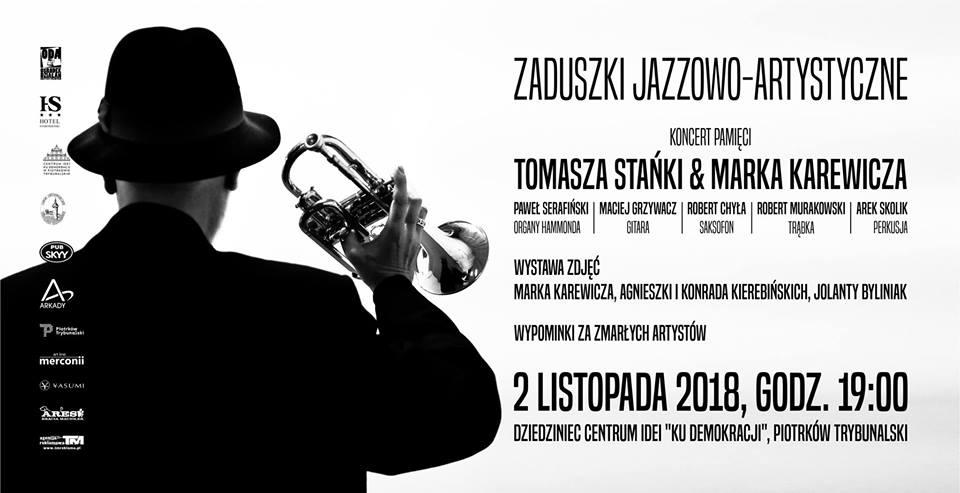 Photo of Zaduszki Jazzowo-Artystyczne OTJ 2018