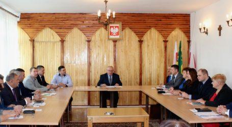 Pierwsza sesja Rady Gminy Grabica w kadencji 2018-2023