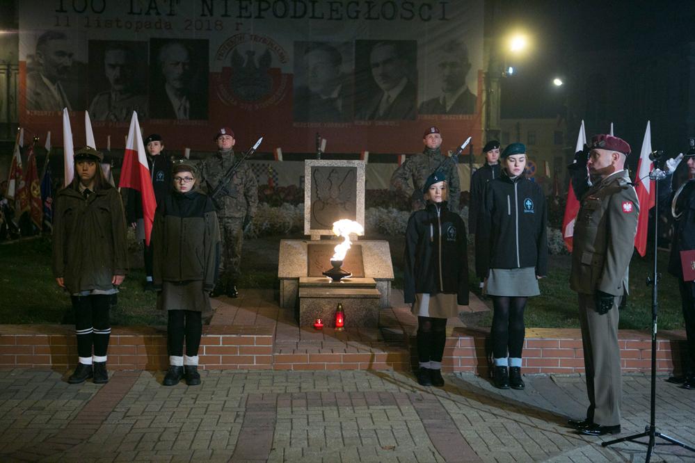 Photo of Miejskie uroczystości Święta Niepodległości – FILM