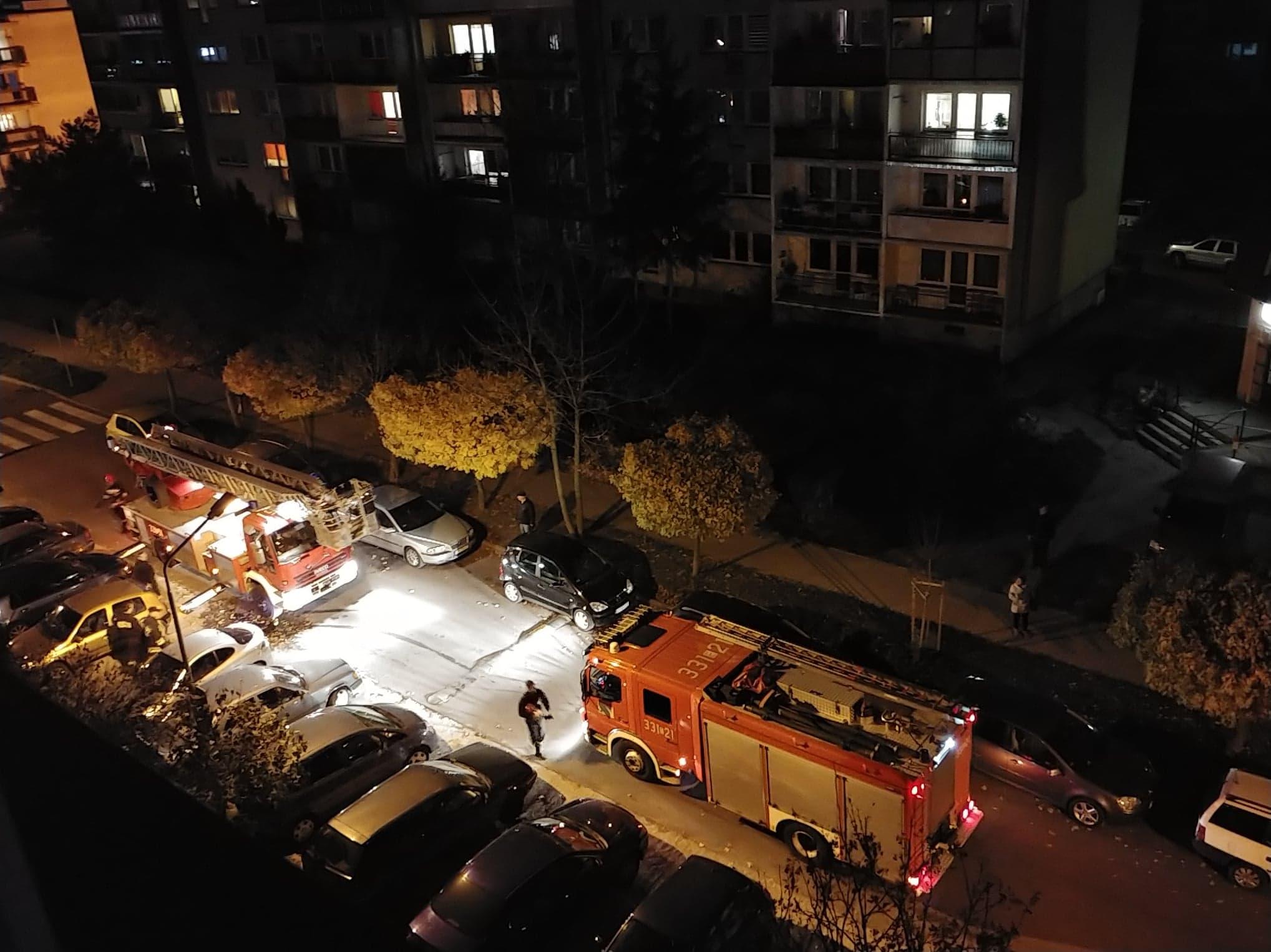 Photo of Nietypowa akcja piotrkowskich strażaków