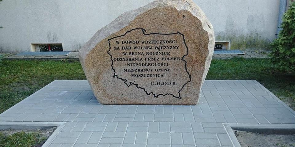 Photo of Uroczystości niepodległościowe w Moszczenicy
