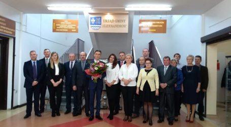 I sesja Rady Gminy Aleksandrów