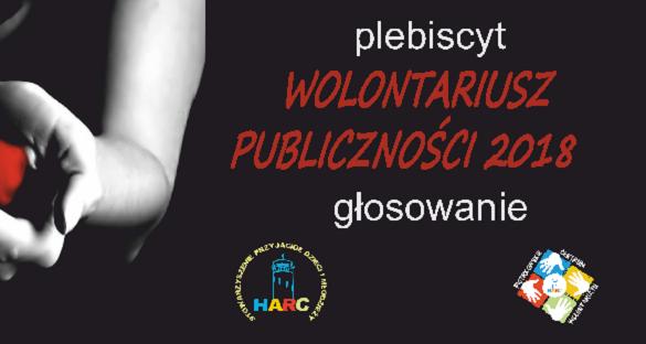 """Photo of Znamy nominowanych do tytułu """"Wolontariusz roku 2018"""""""