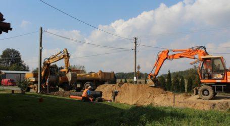 Inwestycje w gminie Grabica nie zwalniają