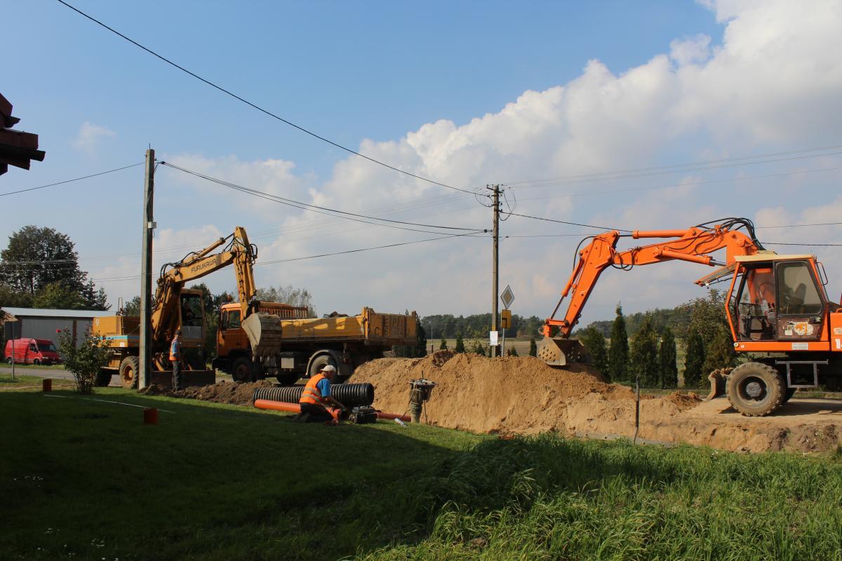 Photo of Inwestycje w gminie Grabica nie zwalniają