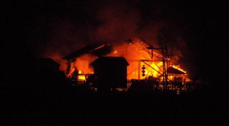 Pożar w Janikowicach