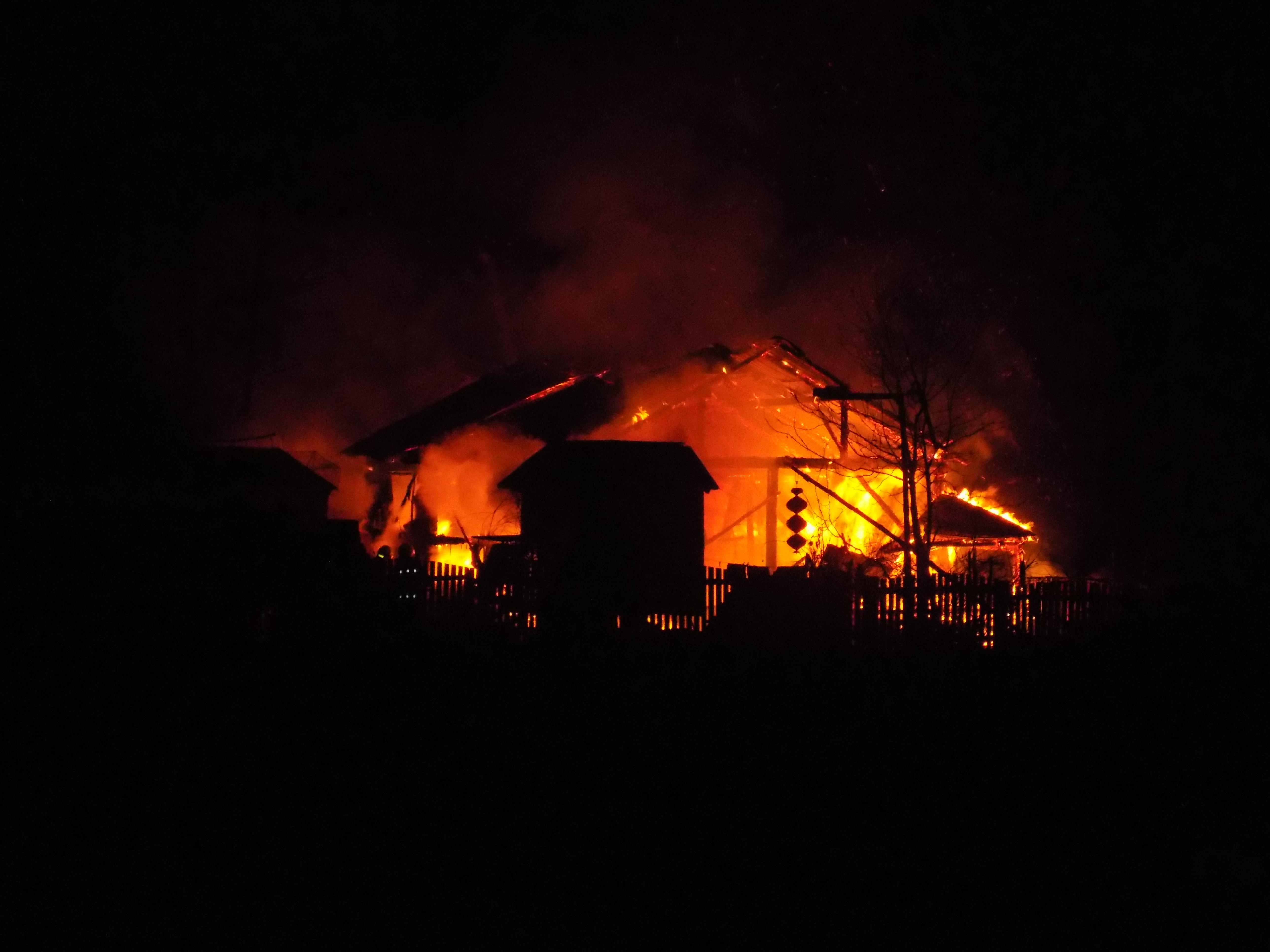 Photo of Pożar w Janikowicach