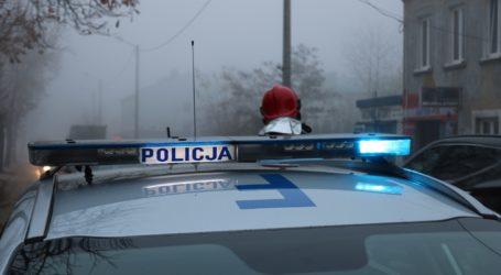 Kolizja dwóch samochodów między Piotrkowem a Jarostami – AKTUALIZACJA