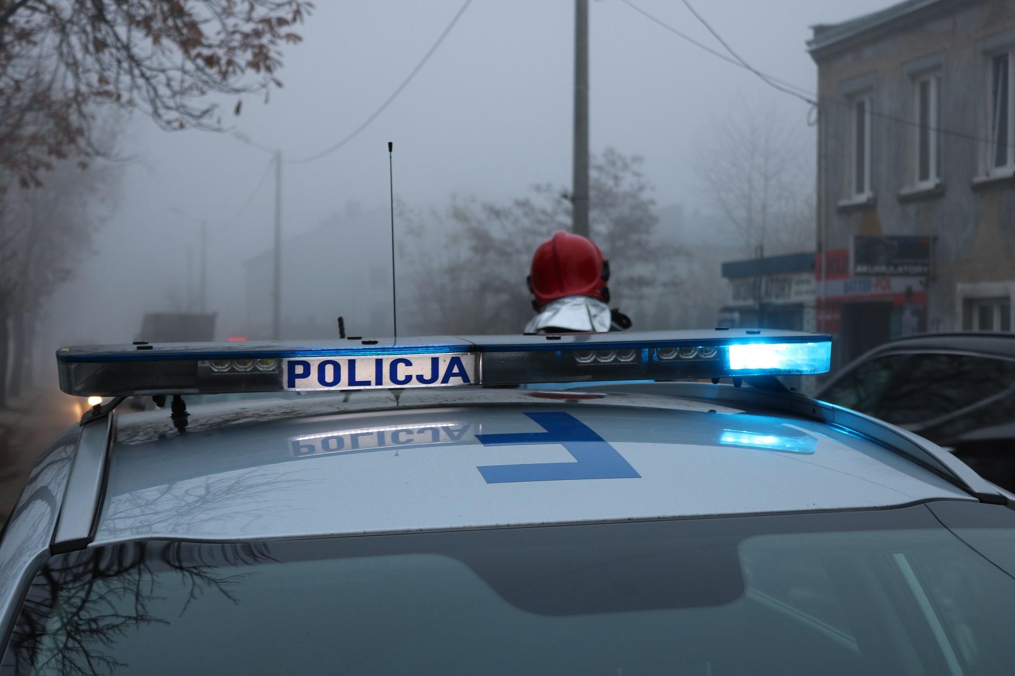 Photo of Kolizja dwóch samochodów między Piotrkowem a Jarostami – AKTUALIZACJA
