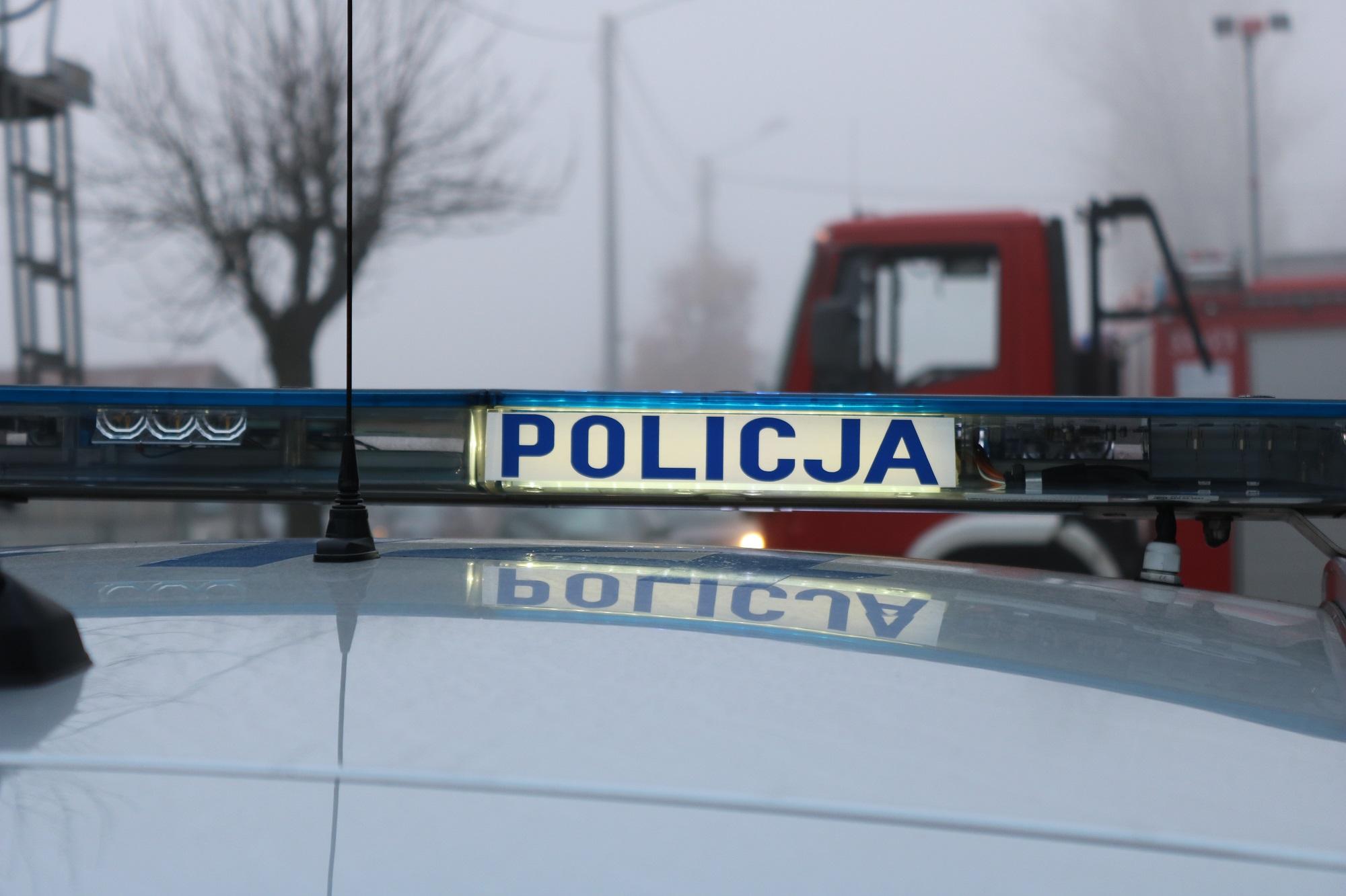 Photo of Droga w Szydłowie zablokowana