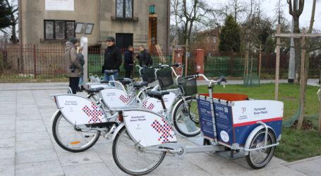 Koniec testów roweru miejskiego. Powrót jednośladów na wiosnę