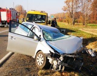 Kolejny wypadek w Srocku