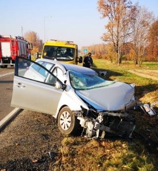 Photo of Kolejny wypadek w Srocku