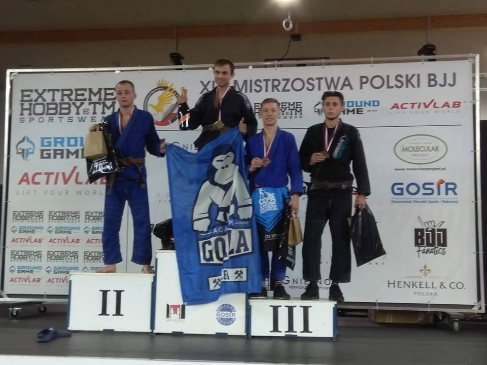 Photo of XIV Mistrzostwa Polski BJJ w Gnieźnie