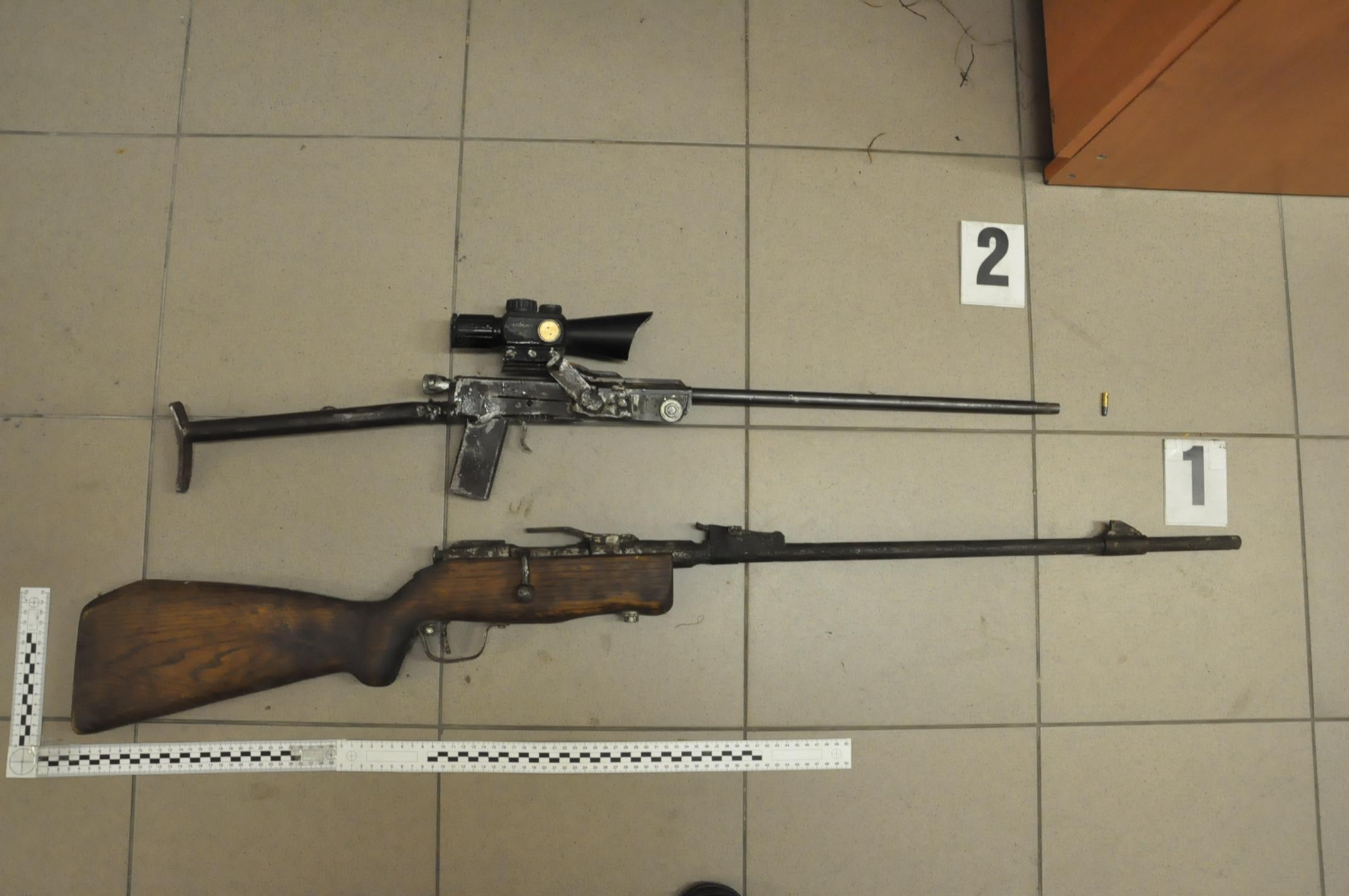 Photo of Za kratki za rozbój i nielegalne posiadanie broni