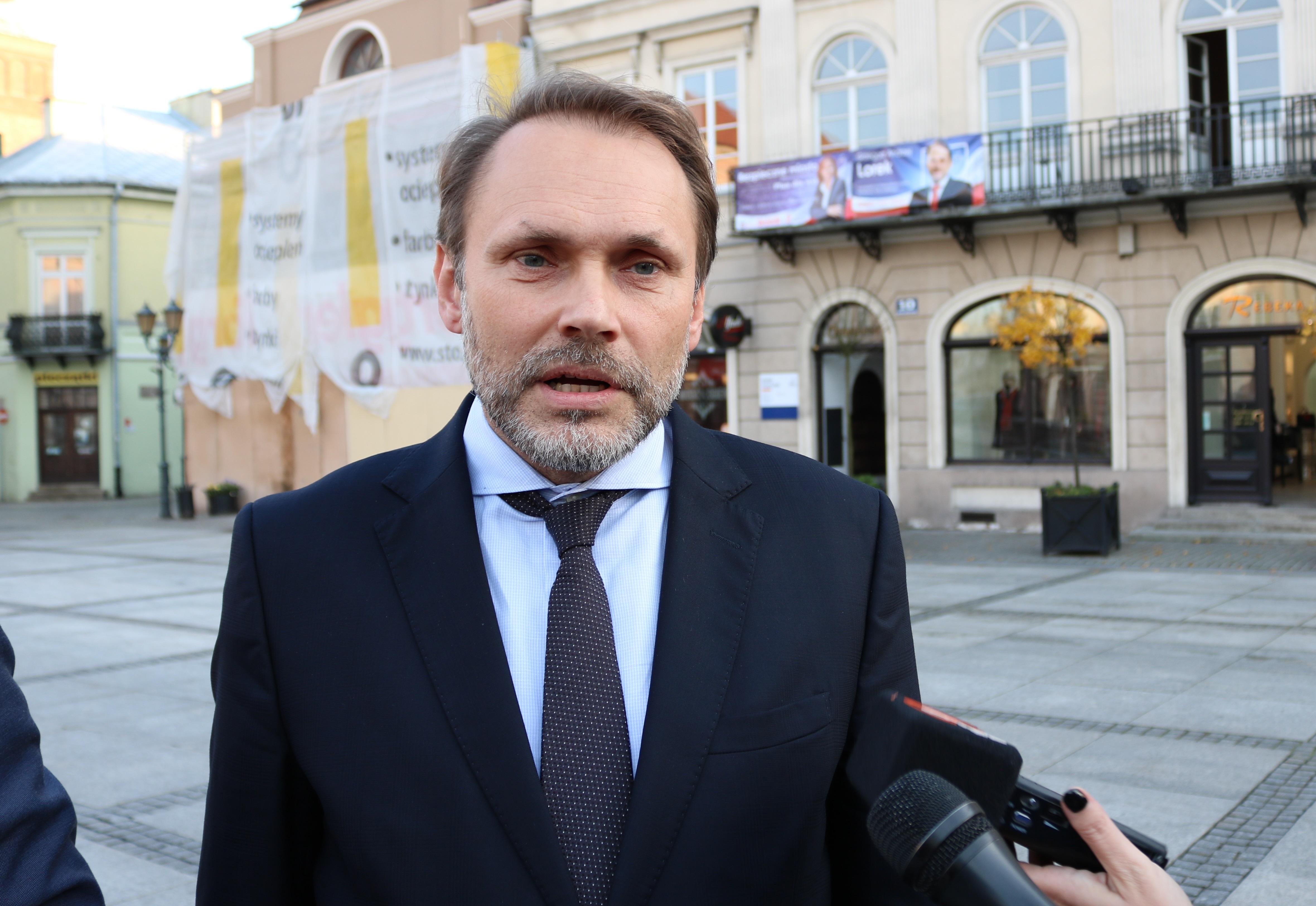 Photo of Poseł Grzegorz Lorek