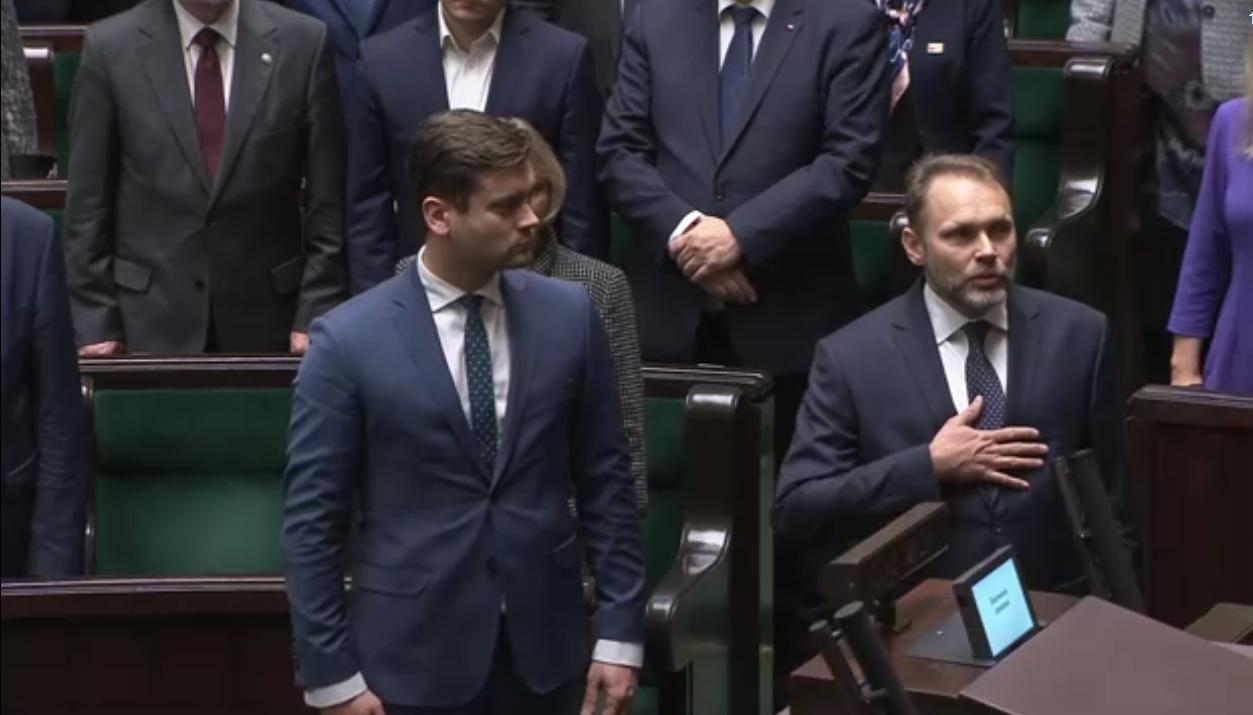 Photo of Poseł Grzegorz Lorek złożył ślubowanie – VIDEO