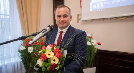 Piotr Wojtysiak nowym starostą!