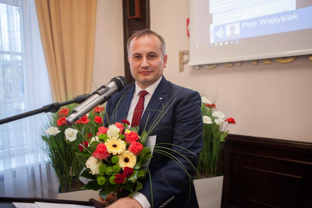 Photo of Piotr Wojtysiak nowym starostą!