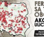 Fermy są tuż obok! Akcja uliczna fundacji Viva w Piotrkowie
