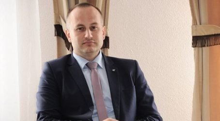 Piotr Wojtysiak – od młodszego referenta do starosty powiatu – WYWIAD